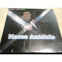 Disco Lp Marco Antonio Muñiz - Canto Para Usted -