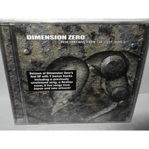 Dimension Zero Cd Penetrations From Vv4 Death Metal In Flame