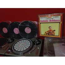 Coma Dj - Antonio Bribiesca Boxset - Acetato Vinyl, Lp