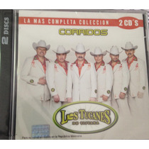 Tucanes De Tijuana, La Mas Completa Coleccion. 2 Cd. Nuevo