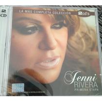 Jenni Rivera, La Mas Completa Coleccion. 2 Cd. Nuevo