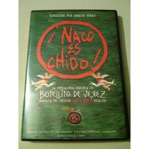 Botellita De Jerez Naco Es Chido Dvd Usado
