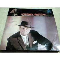 Disco Lp Antonio Mairena -la Llave De Oro Del Cante Flamenco