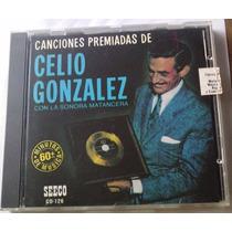 Celio Gonzalez Canciones Premiadas Con La Matancera Cd 1987