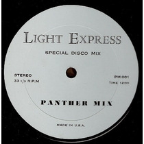 Light Express Panther Mix (musica Disco Mezclada) Dj 70
