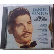 Daniel Santos Con La Sonora Matancera Cd Peerless 1989 Bvf