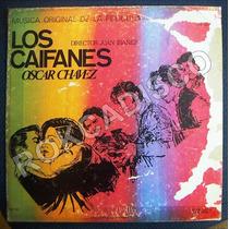 Bolero, Óscar Chávez, Los Caifanes, Lp 12´,
