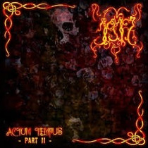 1917 - Actum Tempus Part Ii - Cd Death Metal Argentina