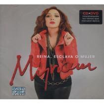 Myriam Montecruz / Reina, Esclava O Mujer / Cd + Dvd Disco