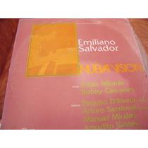 Lp Emiliano Salvador, Nueva Vision, Envio Gratis