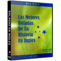 Dvd Original Las Mejores Baladas Dvd Cd Mr Mister Outfield