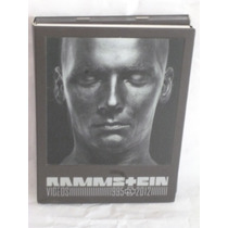 Rammstein - Videos 1995 -2012 Blu Ray Doble Edición Especial
