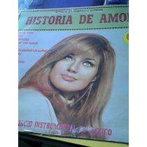 Disco De Acetato De Historia De Un Amor