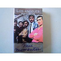Los Ángeles Negros Casette Mis Momentos