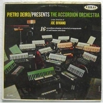 Pietro Deiro / The Accordion Orchestra 1 Disco Lp Vinilo