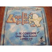 Cd Angeles Azules Y Mister Chivo, Sencillo, Envio Gratis
