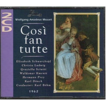 Opera Amadeus Mozart Cosi Fan Tutte Karl Bohm 3 Cd Vv4