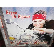 Jenni Rivera Reyna De Reynas Cd Sellado