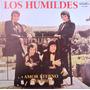 Los Humildes - Amor Eterno Ambición Lp