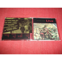 Live - Throwing Copper Cd Usa Ed 1994 Mdisk