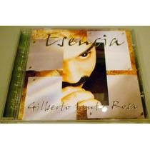 Cd Gilberto Santa Rosa Esencia Importado De Colombia Ed 1996