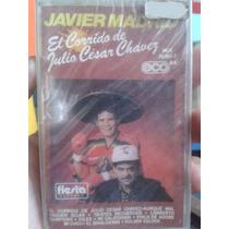 Kct Javier Madrid Corrido D Julio Cesar Chavez Nuevo Sellado