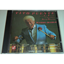 Cd Tito Puente And His Latin Ensamble Mambo Diablo Importado