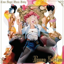 Gwen Stefani Love Angel Music Baby Cd Nuevo Excelente Estado