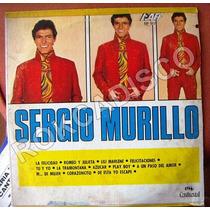 Rock Sudamericano, Sergio Murrilo, Lp 12´,
