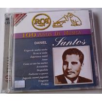Daniel Santos 40 Temas 100 Años De Musica Cd Doble 2001 Bvf
