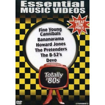 Dvd Original Essential Music Totally 80s Pretenders Cannibal