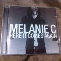 Melanie C Here It Comes Again Dvd Single Importado De Uk