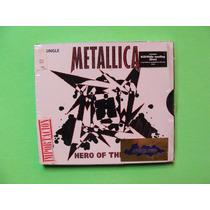 Metallica - Hero Of The Day - (cd-slipcase, 1996, E. U. A.)