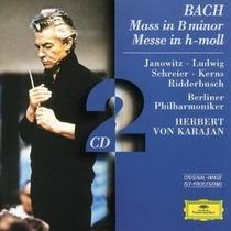 Bach Misa En Si Menor Opera Musica Clasica Barroco Cd