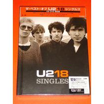 U2 18 Live In Milan Cd + Dvd Edicion Especial Japonesa Hm4