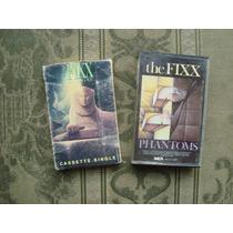 Lote De 2 Cassette The Fixx Rockpop De Coleccion Importados