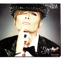 Gloria Trevi El Amor Deluxe Cd+dvd