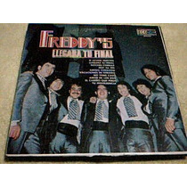 Disco Lp Los Freddy