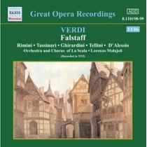 Verdi - Falstaff Opera Rigoletto Tosca Musica Clasica Cd Hm4