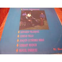 Lp Cuarteto Latinoamericano, Envio Gratis