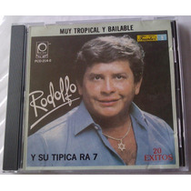 Rodolfo Y Su Tipica Ra 7 Muy Tropical Y Bailable Cd 1ed 1991