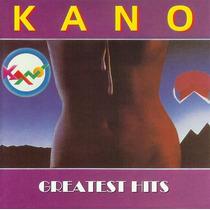 Kano Greatest Hits Cd Canadiense Muy Raro 1a Ed 1990 Bvf