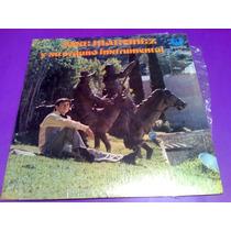 Disco Lp Jose Martinez Y Su Organo Instrumental