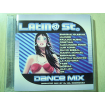 Latin St. Cd Dance Mix Juanes,pau,moenia,factoria,emmanuel +