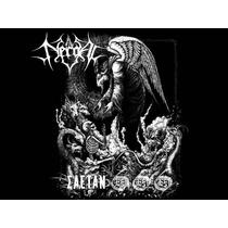 Nergal - Saeta¿ ¿¿¿ - ¿¿¿ - ¿¿i - Cd Black Metal Grecia
