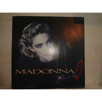 Madonna Live To Tell 12 Mex Maxi Disco Vinil Acetato 1986