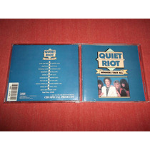 Quiet Riot - Winners Take All Cd Usa Ed 1990 Mdisk