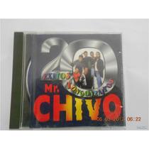 Mister Chivo 20 Exitos Tongoneaitos Perfectas Condiciones
