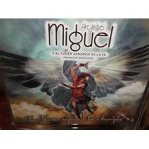 Arcangel Miguel El Poder Sanador De La Fe Cd Digipak Sellado