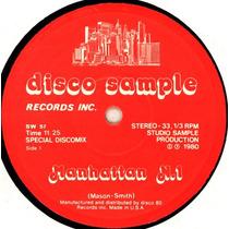Manhattan N.1 Mixer Special (musica Disco Mezclada) Dj 80